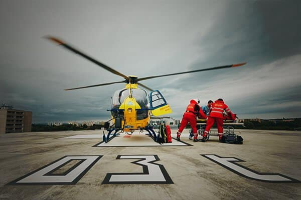 Best Air Ambulance 24/7 in India