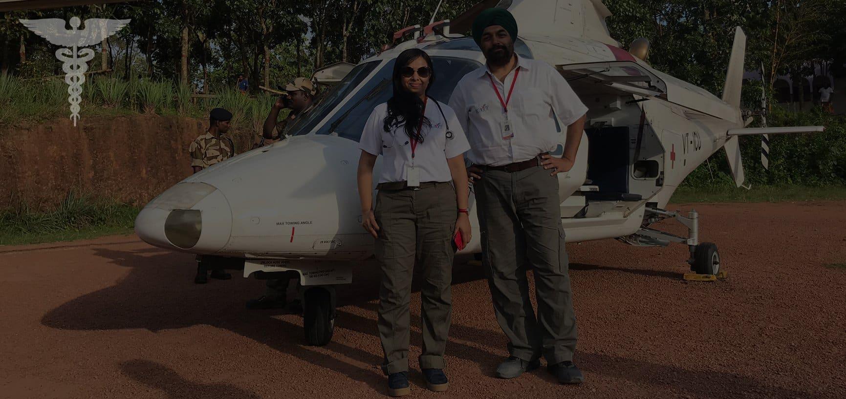 Air Ambulance in Bangalore