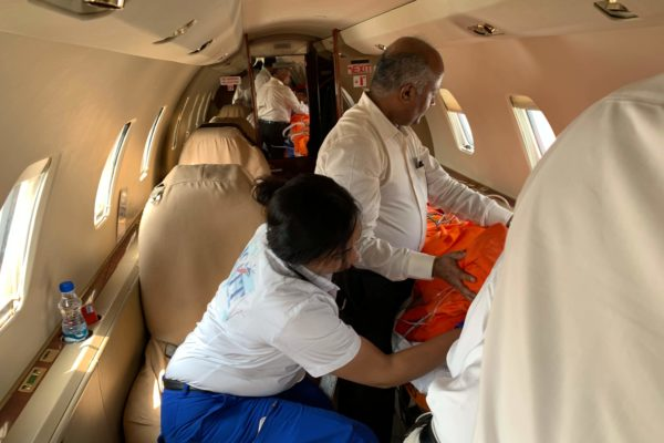 Air Ambulance Services in India