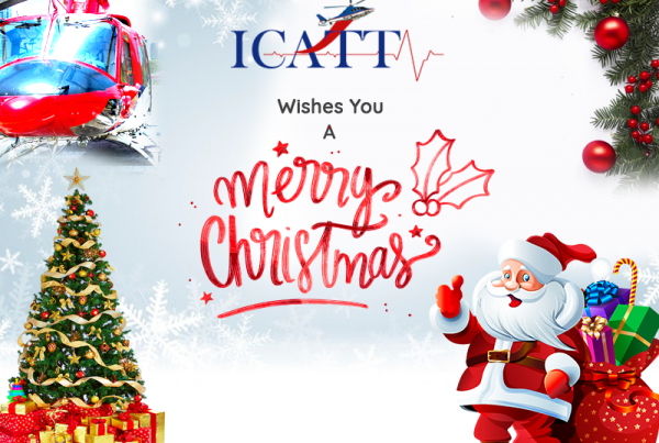 May All Your Dreams Come True This Christmas - ICATT