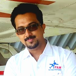 Dr Azad Khalid Flying Doctors in ICATT Air Ambulance, Best Obestetric transfer services near me