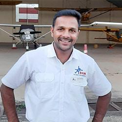 JijoPoulose Diploma in General Nursing Flying Paramedic in ICATT Air Ambulance, 24 hour air emergency medical care near me